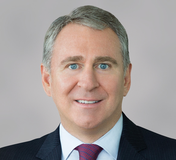 Photo of Kenneth C. Griffin