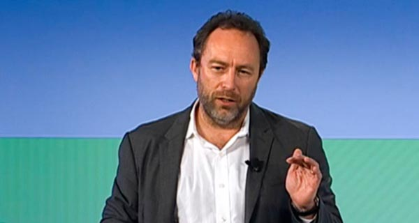 "Jimmy Wales - A ""Wiki"" Future"