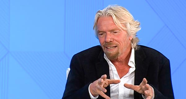 Sir Richard Branson - Closing Keynote Address