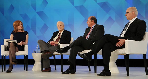 Liz Claman, Richard Prager, Fred Tomczyk, Gary Becker - What's Next for Markets and the Economy?