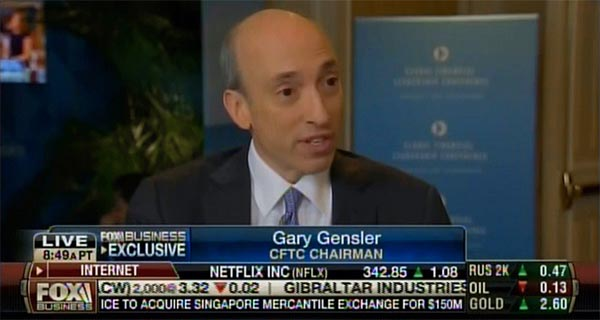 Gary Gensler - Fox Business Network from the 2013 GFLC