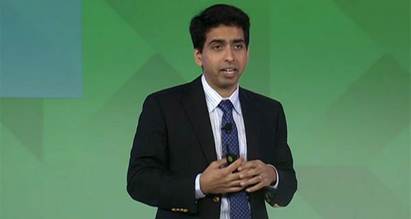 Sal Khan - Education Reimagined