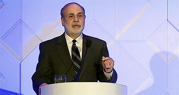 Ben Bernanke - Keynote Address and Innovation Award