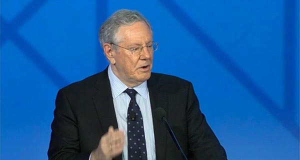 Steve Forbes - Setting the Stage for a New Era of Prosperity
