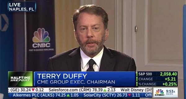 Terry Duffy - CNBC from the 2015 GFLC