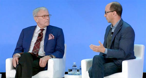 Tom Brokaw, Dick Costolo - Breaking Through the Noise: The Changing Face of Media