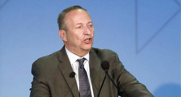 Larry Summers - Rebalancing the Global Marketplace
