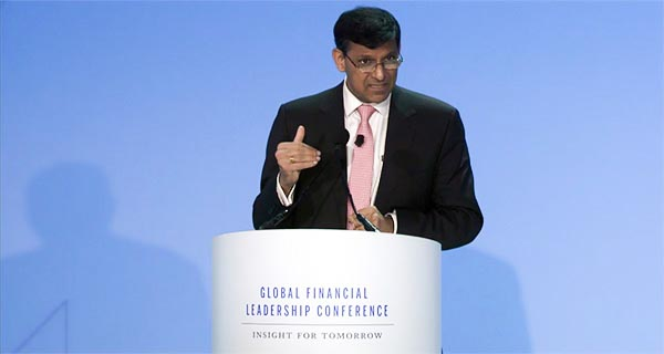 Raghuram Rajan - Global Economic Risks and Opportunities